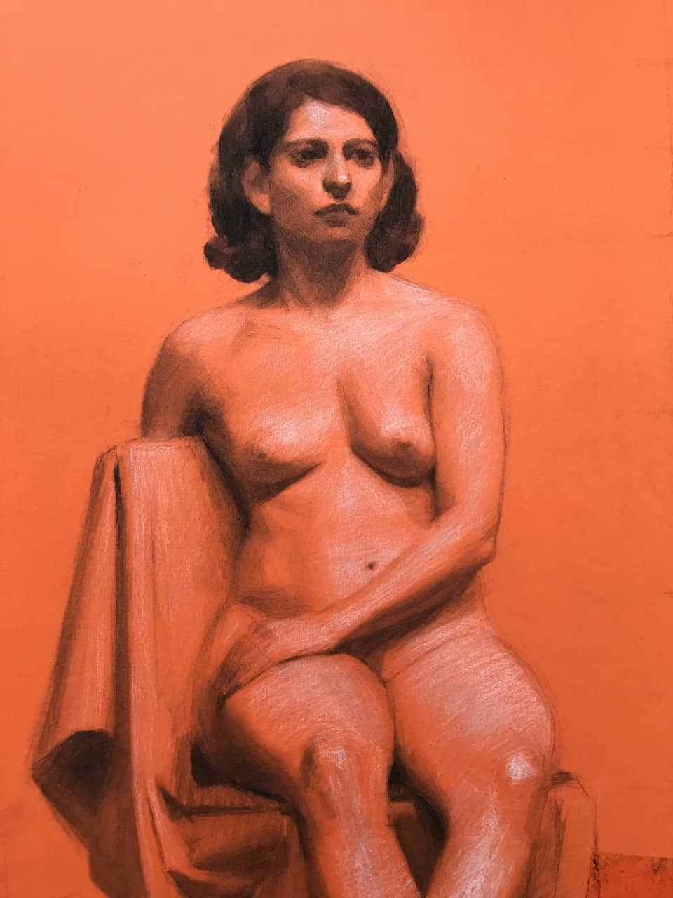 female nude 7